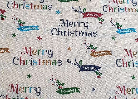 Merry Christmas Words