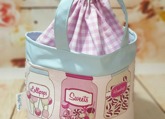 Classic Sweet Shop With Blue