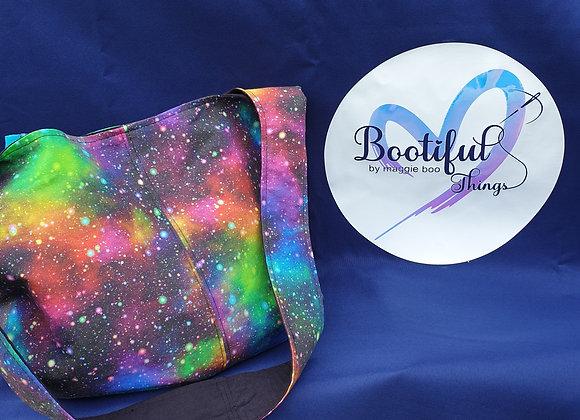 Slouchy Shoulder Bag - Made to Order