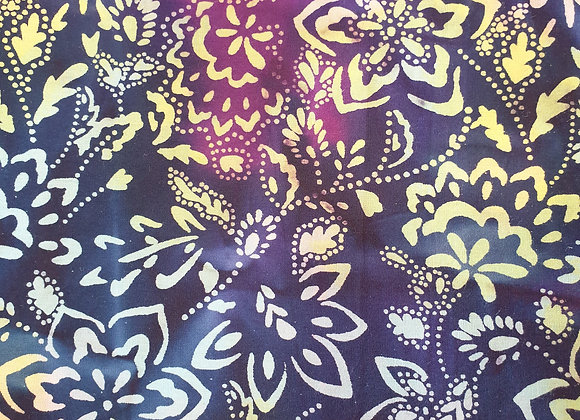 Purple Hues Batik