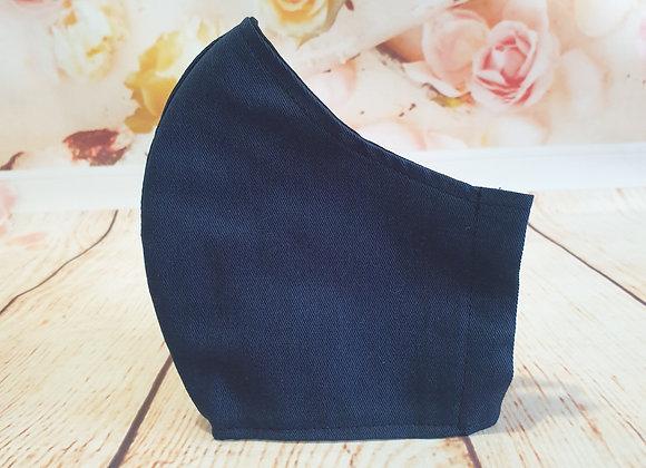Plain Navy Blue