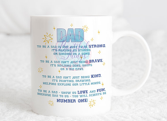 Fathers Day - To Be a Dad Set
