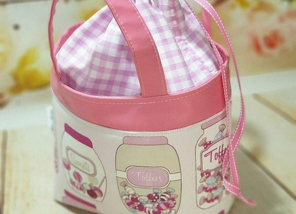 Classic Sweet Shop With Pink