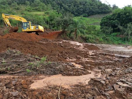Intervenções da Samarco têm sido insuficientes para recuperação do Rio Doce
