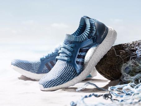 Adidas confirma presença no mundo da moda sustentável e promete lançar 1 milhão de tênis feitos com