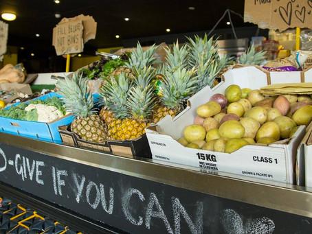 Mercado gratuito é inaugurado em Sidney