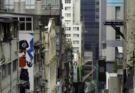 Água do mar para descarga economiza milhões de litros por ano em Hong Kong