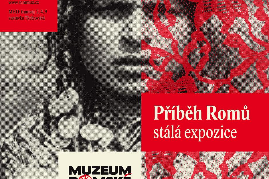 muzeum romské kultury Brno logo