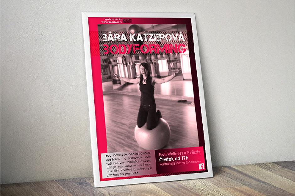 plakát - sport