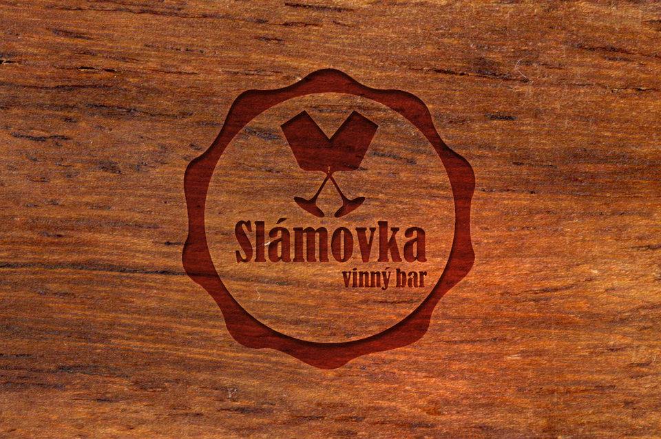 Slámovka logo