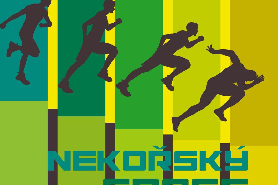 Plakát na sportovní akci