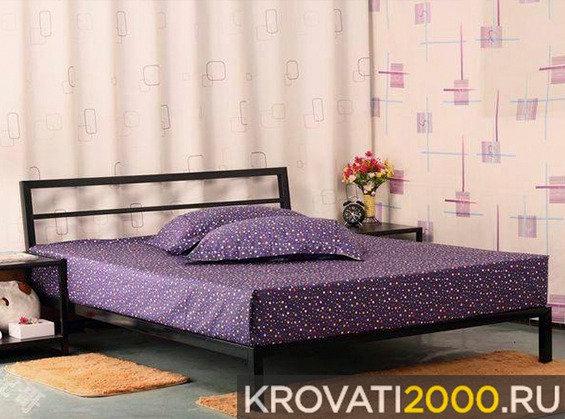 """Двуспальная кровать """"Югра"""""""