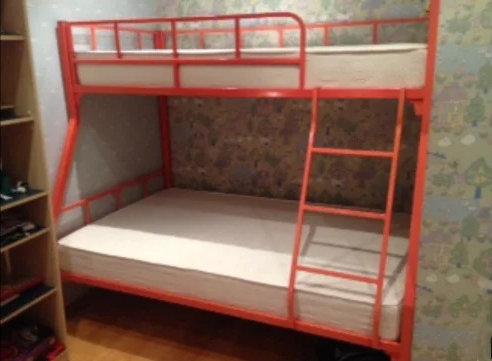 """Двухъярусная кровать """"Кирюха"""""""