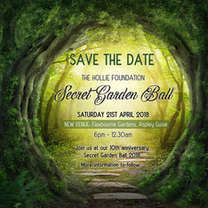 DATE RELEASED FOR 10TH ANNIVERSARY CHARITY BALL