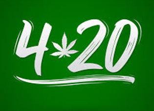 420DC PROMO / FALL SPECIAL