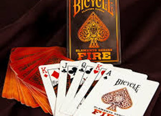 "FIRE PLAYING CARDS PREMIER ""BIG DAWG"" GIFT PACK"