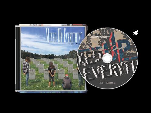 Ex-Nihilo (2017) CD