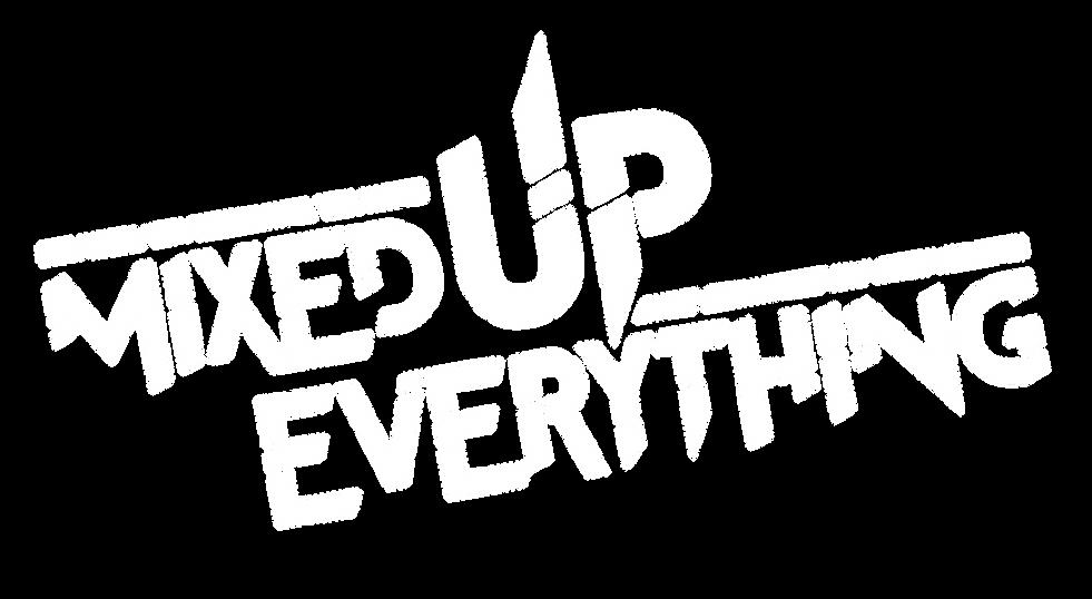 Mixed Up Everything transparent (Wallpap
