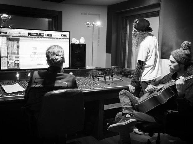 Mixing Room
