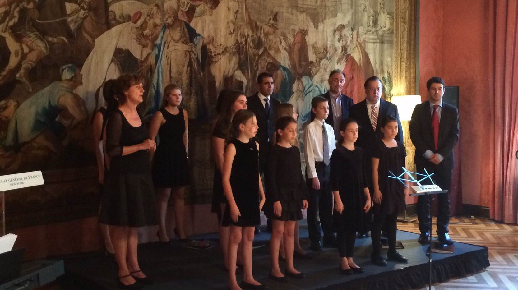 French American Choir of New York at the