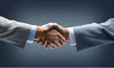Pc-handshake-hand-holding-on-black-260nw
