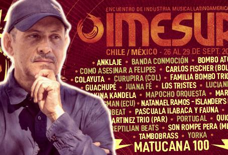 """Enrique Blanc, jurado del lineup de IMESUR: """"La originalidad me parece un valor determinante"""""""