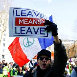 La irresponsabilidad política del Brexit