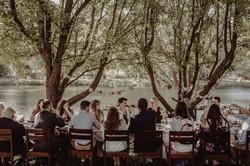 Lakeside Table Set Redbrow Wedding