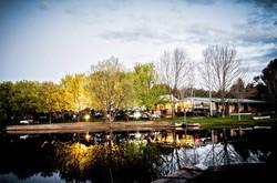 Across the Lake Redbrow Wedding