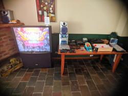 Redbrow Garden Games Room