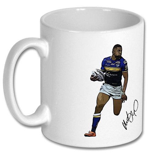 Callum Watkins Leeds Rhinos 10oz Mug