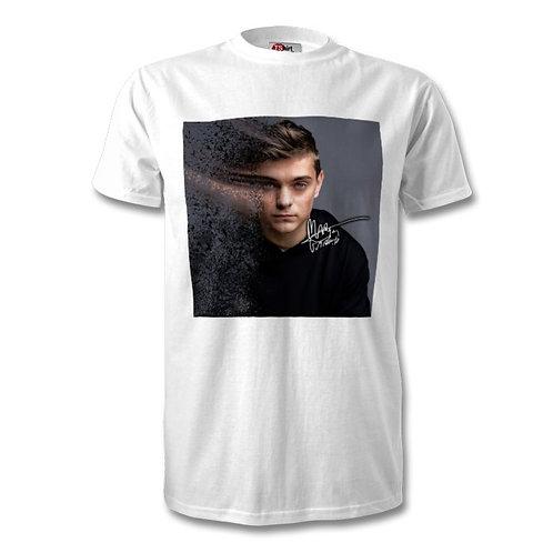 Martin Garrix Autographed Mens Fashion T-Shirt