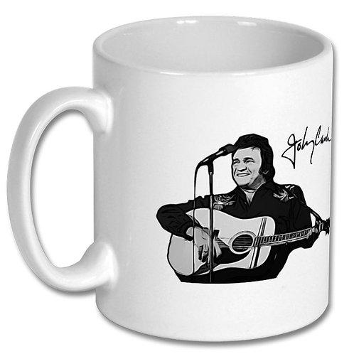 Johnny Cash 10oz Mug