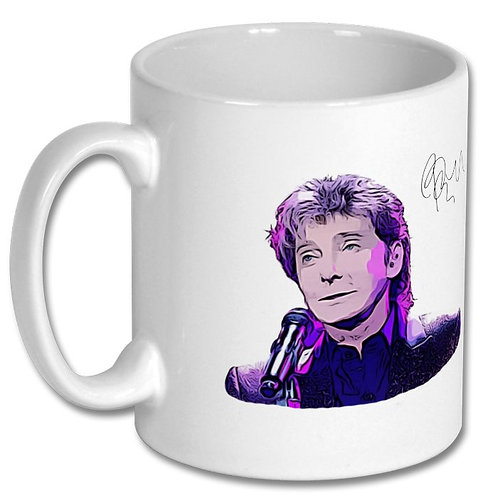 Barry Mannilow 10oz Mug