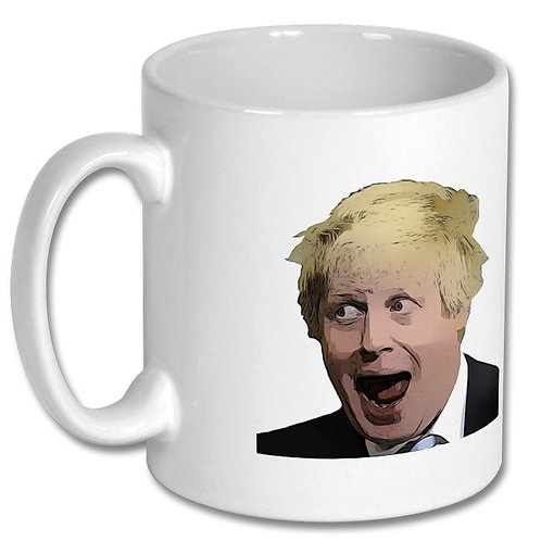 Boris Johnson 10oz Mug