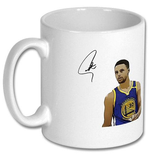 Stephen Curry Golden State Warriors 10oz Mug