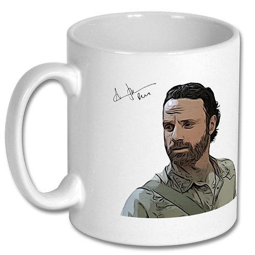 Andrew Lincoln The Walking Dead 10oz Mug