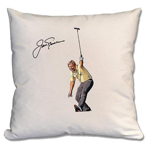 Jack Nicklaus Golf Large Cushion