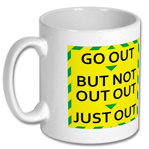 Boris Johnson2 10oz Mug