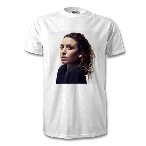 Lykke Li Autographed Mens Fashion T-Shirt