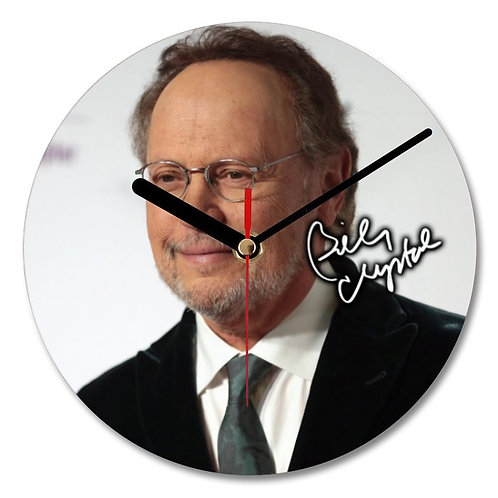 Billy Crystal Autographed Wall Clock