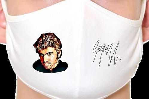 George Michael Wham Reusable Face Mask