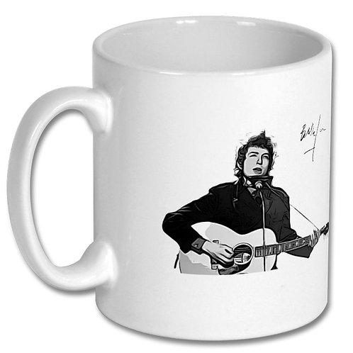 Bob Dylan 10oz Mug