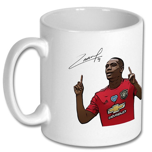 Anthony Martial Manchester United 10oz Mug