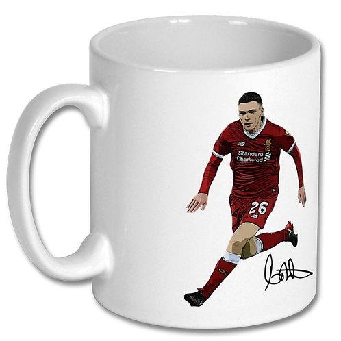 Andrew Robertson Liverpool 10oz Mug