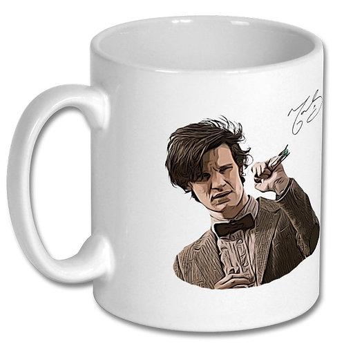 Matt Smith Dr Who 10oz Mug