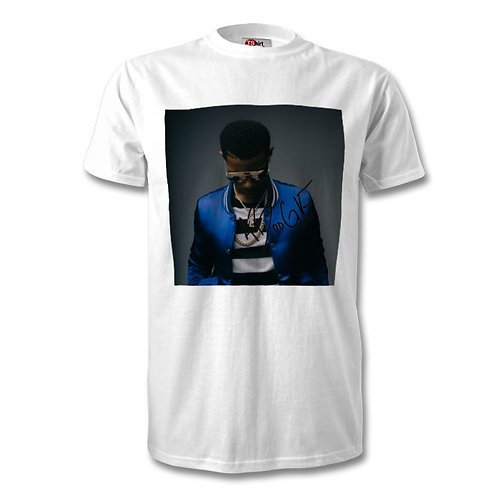A Boogie Wit Da Hoodie Autographed Mens Fashion T-Shirt