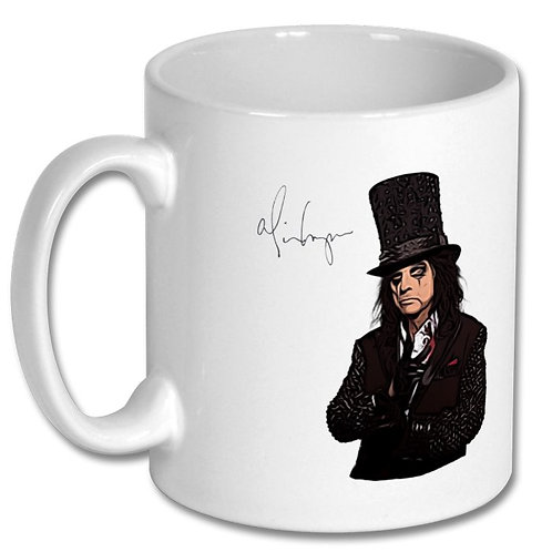 Alice Cooper 10oz Mug