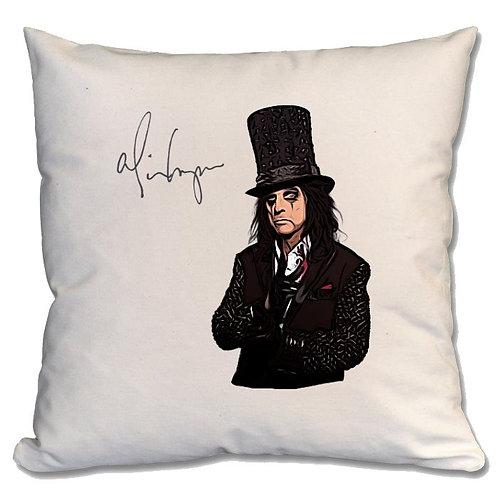 Alice Cooper Large Cushion
