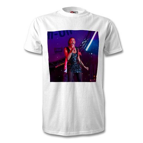 Alesha Dixon Autographed Mens Fashion T-Shirt